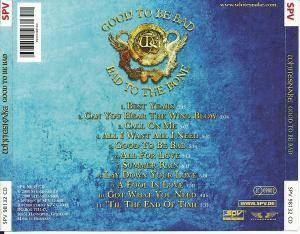 Whitesnake: Good To Be Bad (CD) - Bild 2