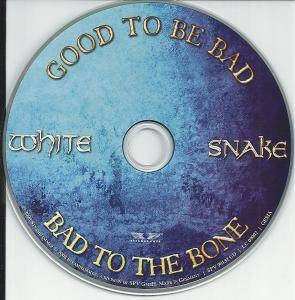 Whitesnake: Good To Be Bad (CD) - Bild 3