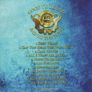 Whitesnake: Good To Be Bad (CD) - Bild 5