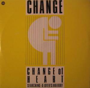 Cover - Change: Change Of Heart