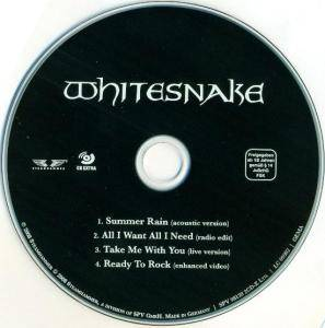 Whitesnake: Good To Be Bad (2-CD) - Bild 10