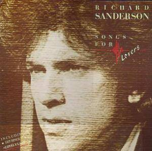 Cover - Richard Sanderson: Songs For Lovers