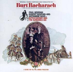 Cover - Burt Bacharach: Butch Cassidy And The Sundance Kid