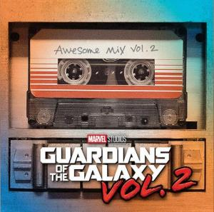 Guardians Of The Galaxy Awesome Mix Vol. 2 - Cover