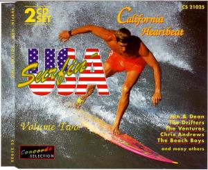 Surfin' USA - Volume Two - Cover