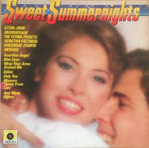 Sweet Summernights - Cover