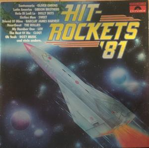 Hit - Rockets '81 - Cover