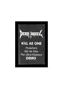 Cover - Death Angel: Kill As One