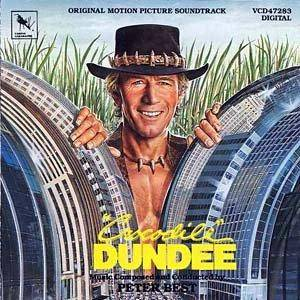Peter Best: Crocodile Dundee - Cover