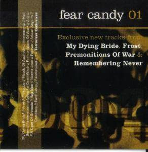 Terrorizer 116 - Fear Candy 01 - Cover