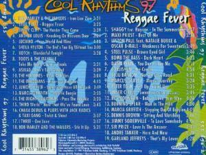 Cool Rhythms 97 Reggae Fever - 2-CD (1997)