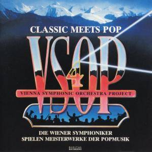 Vienna Symphonic Orchestra Project: V.S.O.P. 4 - Classic Meets Pop - Cover