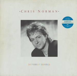 Chris Norman: Different Shades - Cover