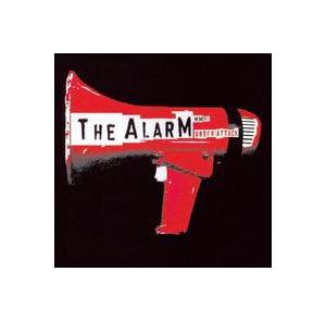 The Alarm: Under Attack - Cover
