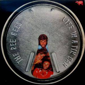 Bee Gees: Life In A Tin Can - Cover