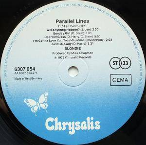 Blondie: Parallel Lines (LP) - Bild 3