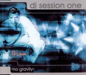 Cover - DJ Session One: No Gravity