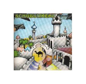 Cover - Antimaniax: Schubumkehr