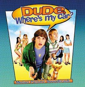 Dude, Where's My Car? - Cover