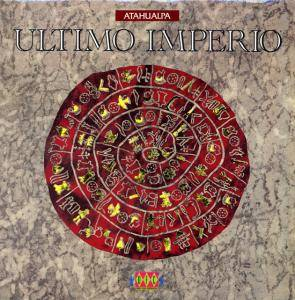 Atahualpa: Ultimo Imperio - Cover