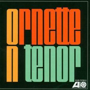 Cover - Ornette Coleman: Ornette On Tenor