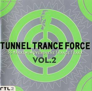 Cover - Los Bonitos: Tunnel Trance Force Vol. 02