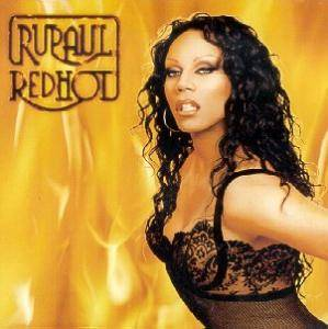 Cover - RuPaul: Red Hot