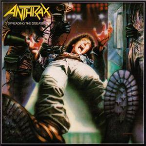 Anthrax: Spreading The Disease (CD) - Bild 1