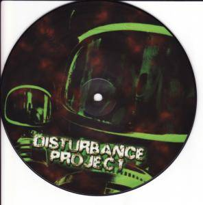 Disturbance Project: Disturbance Project / Pretty Little Flower - Cover