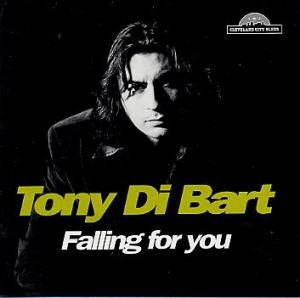 Cover - Tony Di Bart: Falling For You