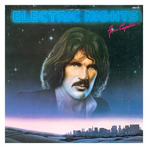 Cover - Jim Capaldi: Electric Nights