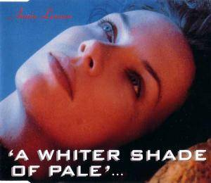 Annie Lennox: Whiter Shade Of Pale, A - Cover