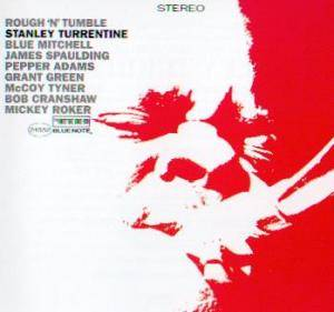 Cover - Stanley Turrentine: Rough 'N' Tumble