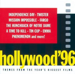 Hollywood '96 - Cover
