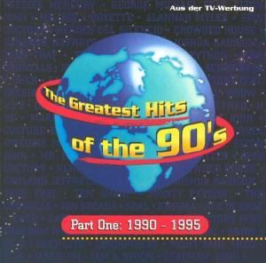 Greatest Hits Of The 90's - Part One: 1990-1995, The - Cover