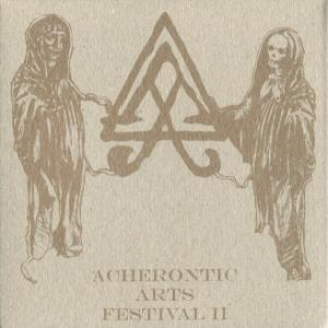 Acherontic Arts Festival II - Cover