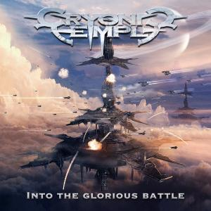 Cryonic Temple: Into The Glorious Battle - Cover