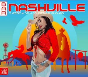 Bar Nashville - Classic & New Country Flavours - Cover