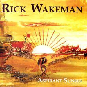 Rick Wakeman: Aspirant Sunset - Cover