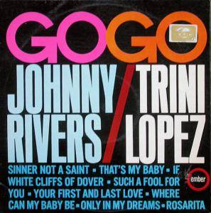 Cover - Johnny Rivers: Go-Go