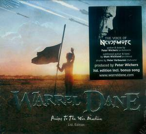Warrel Dane: Praises To The War Machine (CD) - Bild 3