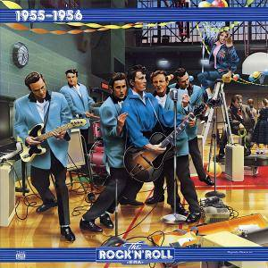 Rock'n'Roll Era - 1955-1956, The - Cover