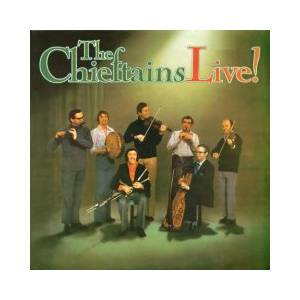 The Chieftains: Chieftains Live!, The - Cover
