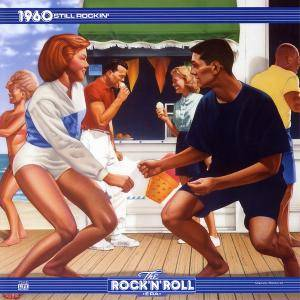 Cover - John Barry: Rock'n'Roll Era - 1960 Still Rockin', The