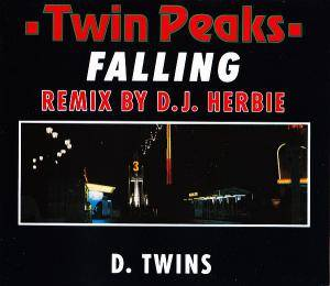 D. Twins: Falling - Cover