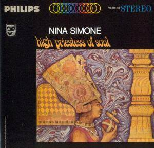 Nina Simone: High Priestess Of Soul - Cover