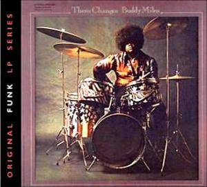 Buddy Miles: Them Changes - Cover