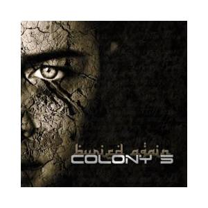 Cover - Colony 5: Buried Again