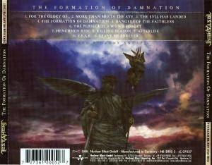 Testament: The Formation Of Damnation (CD) - Bild 2