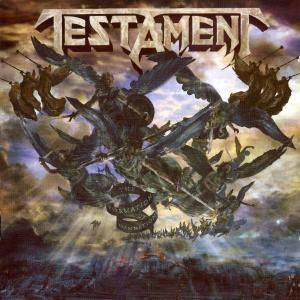 Testament: Formation Of Damnation, The - Cover